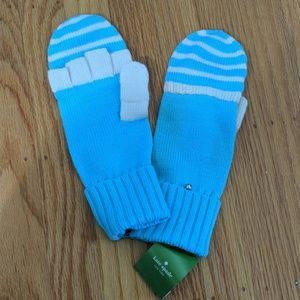 NEW Kate Spade Pop Top Gloves
